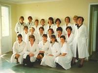 История детской поликлиники