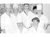 История гинекологического отделения