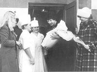 История акушерского отделения